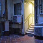 Accesso all'appartamento