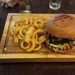 thats what you call a burger :)