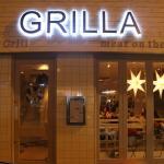 Foto van Grilla