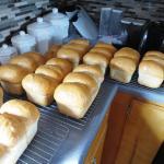 Fresh baked bread!