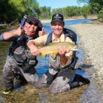 Classic 6lb NZ trout