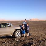 Amazing tour of the dunes!