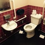 A toilet is a reflection of the business