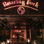 Roaring Fork entrance.