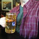 Draft beer!