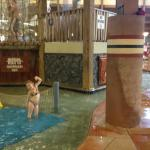 Glacier Canyon Lodge, Wisconsin Dells
