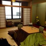 Beautiful Japanese style room