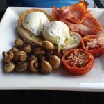 Delicious Bacon & Eggs