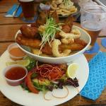 Seafood temptation