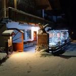 Winter im Berggasthof Menauer