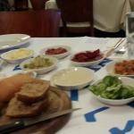 Israeli tapas at RoseMarine