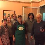 Il fantastico staff...persone speciali  Grazie davvero di tutto!