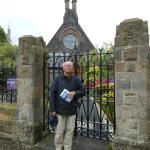 Derry, lungo le mura, la cappella di St.Augustine