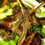 Lamb Chops, Center Cut