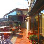 Breakfast Terrace Riviera Hotel