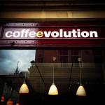 coffeevolution sign