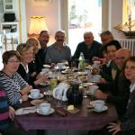 petit déjeuner entre amis le 1er janvier 2015