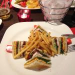 RBG Club Sandwich