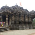 11th century Shiva temple, Ambarnath, Maharashtra