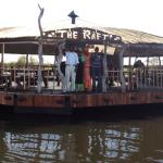The Raft Floating Restaurant