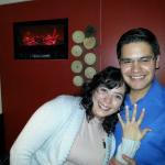 Muchas felicidades Lucia y Gabriel ! Que emocion !