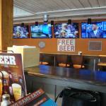 TVs Inside Hooters