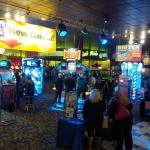 Game & Entertainment Centres