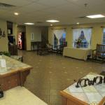 Front Desk & Lobby