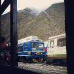 Vista desde la ventana de Café Mayu