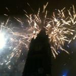 Fireworks, Albert Square
