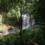 Waterfall near Juanilama