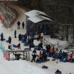 Snow Tubing Base
