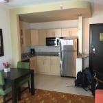 Kitchen area or Studio unit
