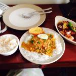 Room service - from cristobal restaurant