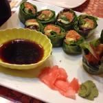 Spicy Tuna Rolls  So fresh and light!