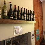 Large collection on great wines