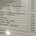 Very reasonable prices given the high quality