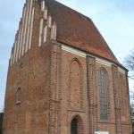 Ostrów Tumski w Poznaniu, kościół NMP