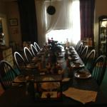 The Inn of the Patriots - Dining Room