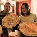 Хороша эта пицца!