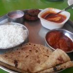 #fishthali @ open umbrella