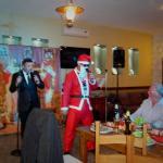 Veranda Restaurant & Bar / Big Xmas Special 2014 with Andi Hobbs and AJ Vickers