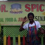 Dr. Spice! A real ital food innovator