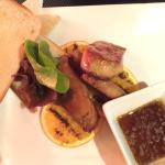 Foie gras chaud insipides