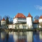 Замок Блютенбург / Schloss Blutenburg