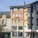 "Готель ""Центральний"" місто Біла Церква Україна www.hotelcentral.com.ua"