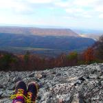 Top of Jacks Mountain