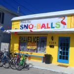 Florida Keys Snoballs