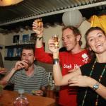 Bar at Kasa Guane !
