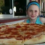 Large pizza!